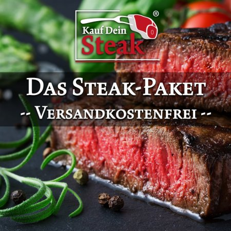 Das Steak-Paket