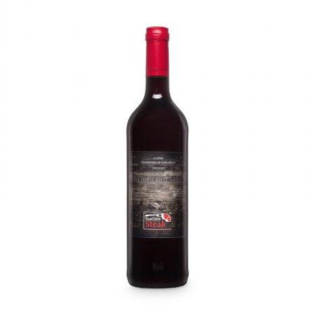 Pinot Noir red wine 2018