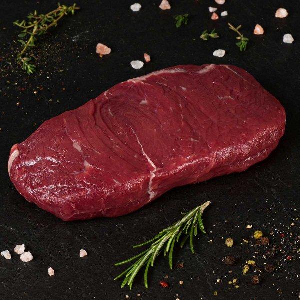 Schlemmer-Steak-Paket mit jungem Käse & kräftigem Rotwein